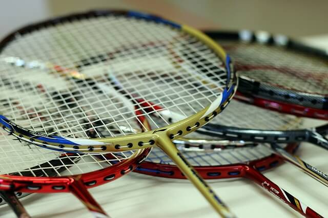 Welcher Badmintonschläger
